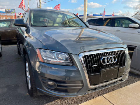 2010 Audi Q5 for sale at GRAND USED CARS  INC in Little Ferry NJ