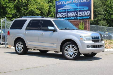 2007 Lincoln Navigator for sale at Skyline Motors in Louisville TN