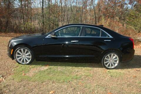 2015 Cadillac ATS for sale at Bruce H Richardson Auto Sales in Windham NH
