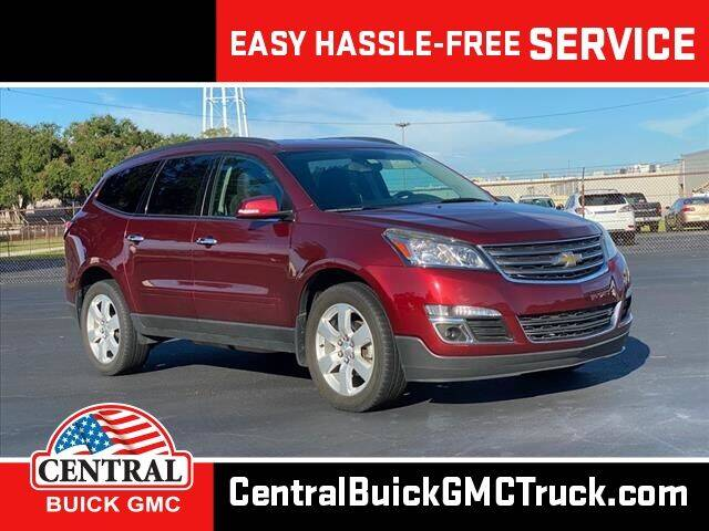 2017 Chevrolet Traverse for sale at Central Buick GMC in Winter Haven FL