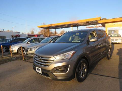 2016 Hyundai Santa Fe Sport for sale at Nile Auto Sales in Denver CO