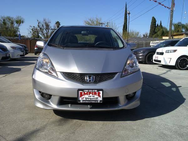 2011 Honda Fit for sale at Empire Auto Sales in Modesto CA