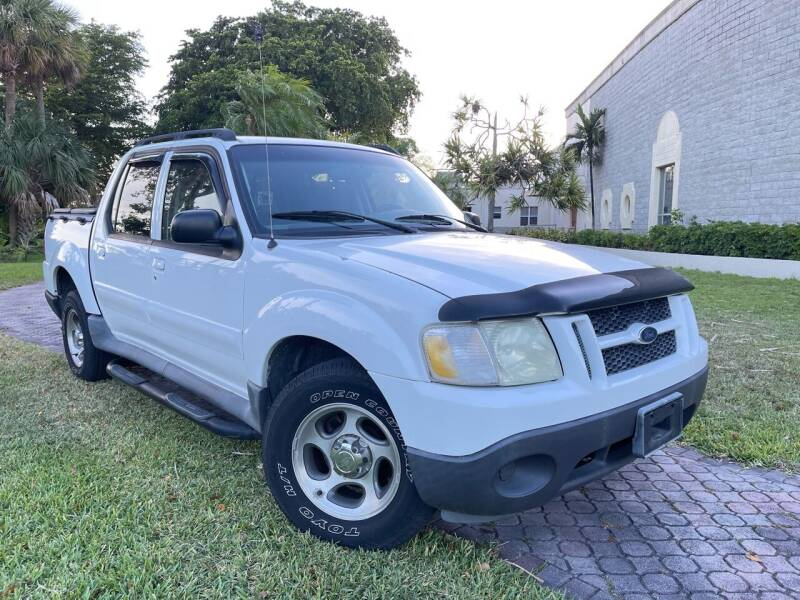 2004 Ford Explorer Sport Trac for sale at Citywide Auto Group LLC in Pompano Beach FL