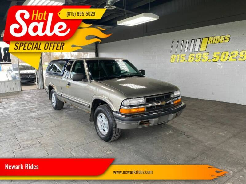 2001 Chevrolet S-10 for sale at Newark Rides in Newark IL
