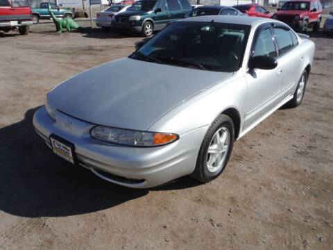 2003 Oldsmobile Alero for sale at Car Corner in Sioux Falls SD