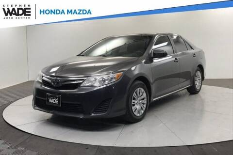 2014 Toyota Camry for sale at Stephen Wade Pre-Owned Supercenter in Saint George UT