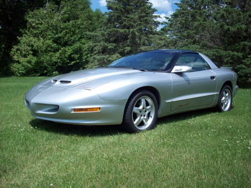 1995 Pontiac Firebird for sale at S & S CLASSIC MOTORSPORTS INC in Ellendale MN