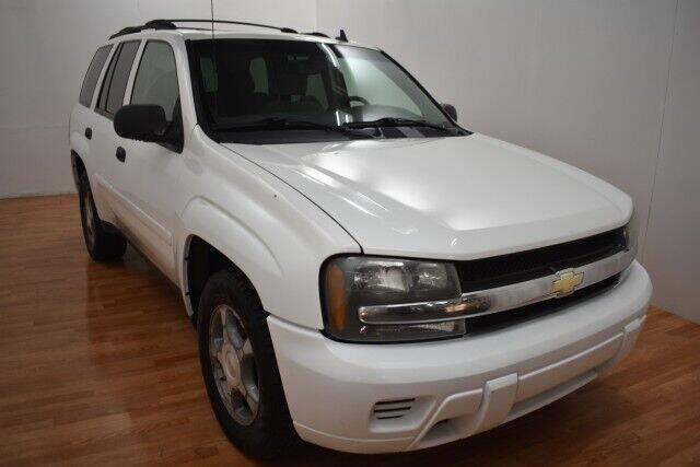 2007 Chevrolet TrailBlazer for sale at Paris Motors Inc in Grand Rapids MI