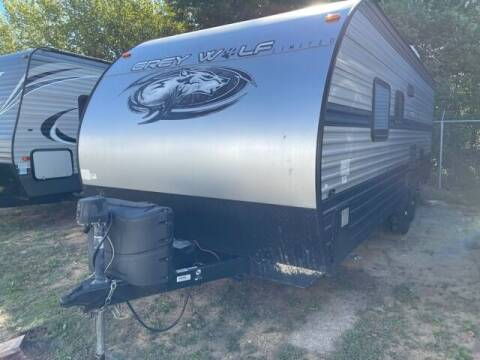 2019 Forest River Grey Wolf 22BHS for sale at Buy Here Pay Here RV in Burleson TX