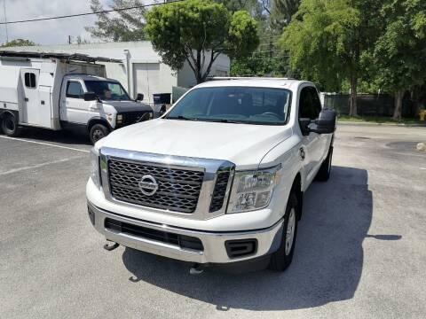 2018 Nissan Titan XD for sale at Best Price Car Dealer in Hallandale Beach FL