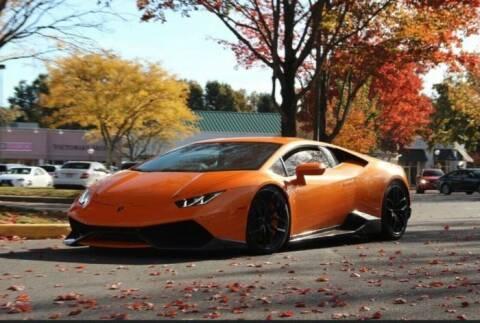 2015 Lamborghini Huracan for sale at Classic Car Deals in Cadillac MI