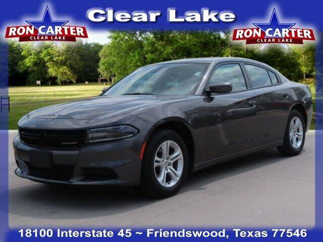 2020 Dodge Charger for sale at Ron Carter  Clear Lake Used Cars in Houston TX
