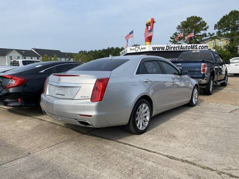 2014 Cadillac CTS for sale at Direct Auto in D'Iberville MS
