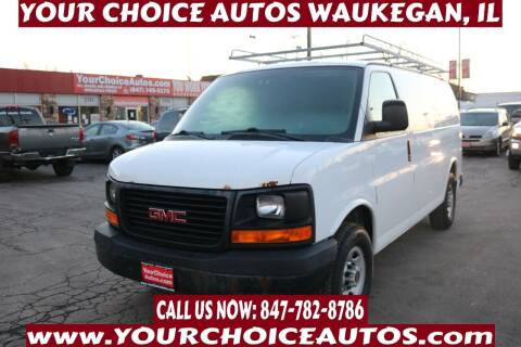 2008 GMC Savana Cargo for sale at Your Choice Autos - Waukegan in Waukegan IL
