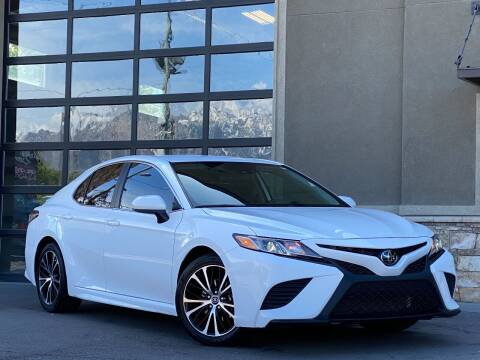 2020 Toyota Camry for sale at Unlimited Auto Sales in Salt Lake City UT