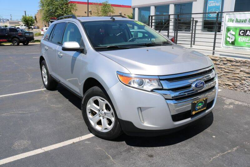 2013 Ford Edge for sale at AUTO POINT USED CARS in Rosedale MD