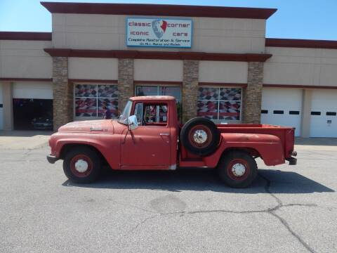 1962 International 110 for sale at Iconic Motors of Oklahoma City, LLC in Oklahoma City OK