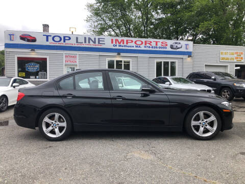 2013 BMW 3 Series for sale at Top Line Import of Methuen in Methuen MA