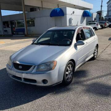 2005 Kia Spectra for sale at CARZ4YOU.com in Robertsdale AL