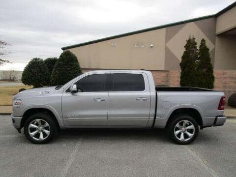 2019 RAM Ram Pickup 1500 for sale at JON DELLINGER AUTOMOTIVE in Springdale AR