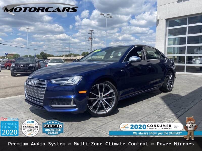 2018 Audi S4 for sale in Kalamazoo, MI