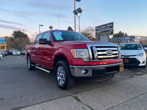 2012 Ford F-150 for sale at Save Auto Sales in Sacramento CA