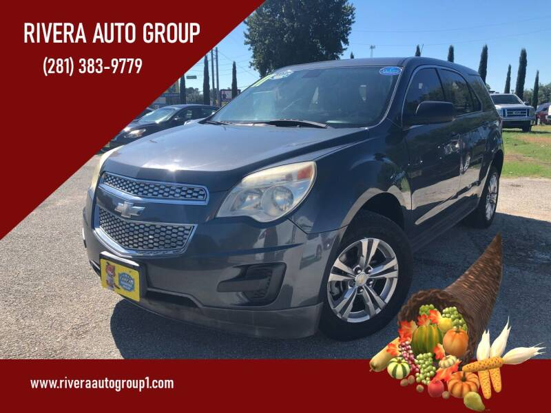 2011 Chevrolet Equinox for sale at Rivera Auto Group in Spring TX