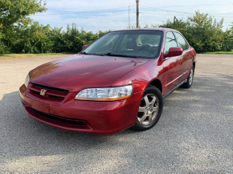2000 Honda Accord for sale at Craven Cars in Louisville KY