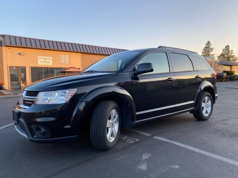 2012 Dodge Journey for sale at Exelon Auto Sales in Auburn WA