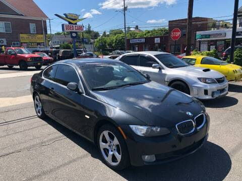2008 BMW 3 Series for sale at Bel Air Auto Sales in Milford CT