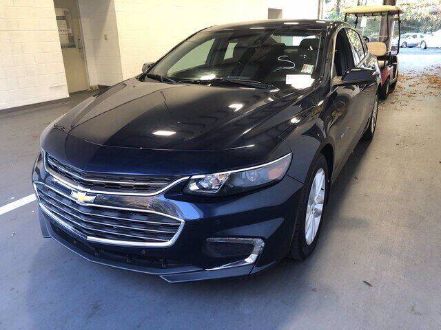 2017 Chevrolet Malibu for sale at Summit Credit Union Auto Buying Service in Winston Salem NC