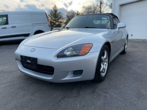 2002 Honda S2000 for sale at SOUTH SHORE AUTO GALLERY, INC. in Abington MA