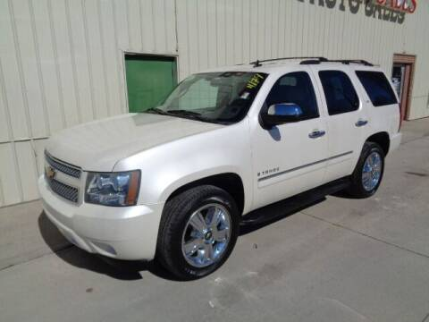 2009 Chevrolet Tahoe for sale at De Anda Auto Sales in Storm Lake IA