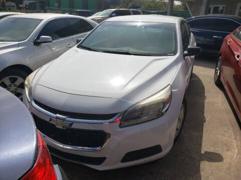 2015 Chevrolet Malibu for sale at Track One Auto Sales in Orlando FL