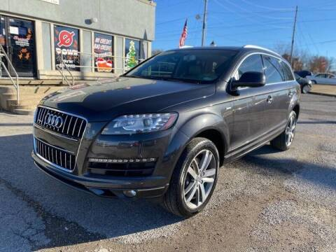 2014 Audi Q7 for sale at Bagwell Motors in Lowell AR