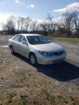 2003 Toyota Camry for sale at Alpine Auto Sales in Carlisle PA