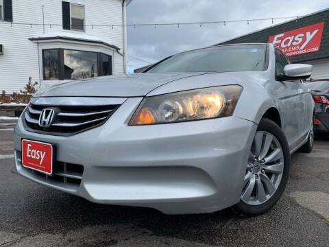 2011 Honda Accord for sale at Easy Autoworks & Sales in Whitman MA