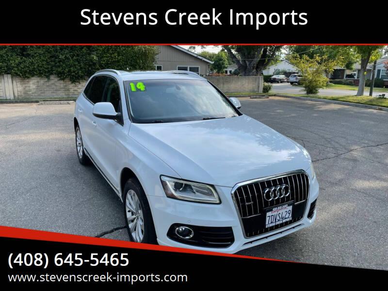 2014 Audi Q5 for sale at Stevens Creek Imports in San Jose CA