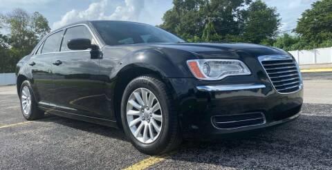 2014 Chrysler 300 for sale at Guru Auto Sales in Miramar FL