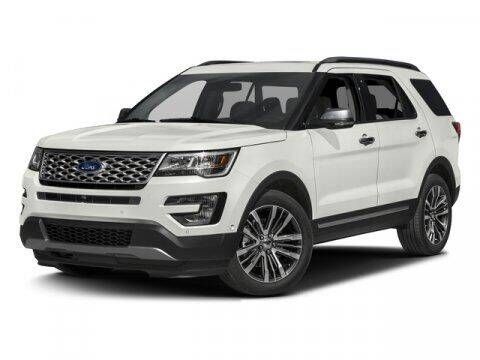 2017 Ford Explorer for sale at Crown Automotive of Lawrence Kansas in Lawrence KS