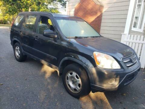 2005 Honda CR-V for sale at CRS 1 LLC in Lakewood NJ
