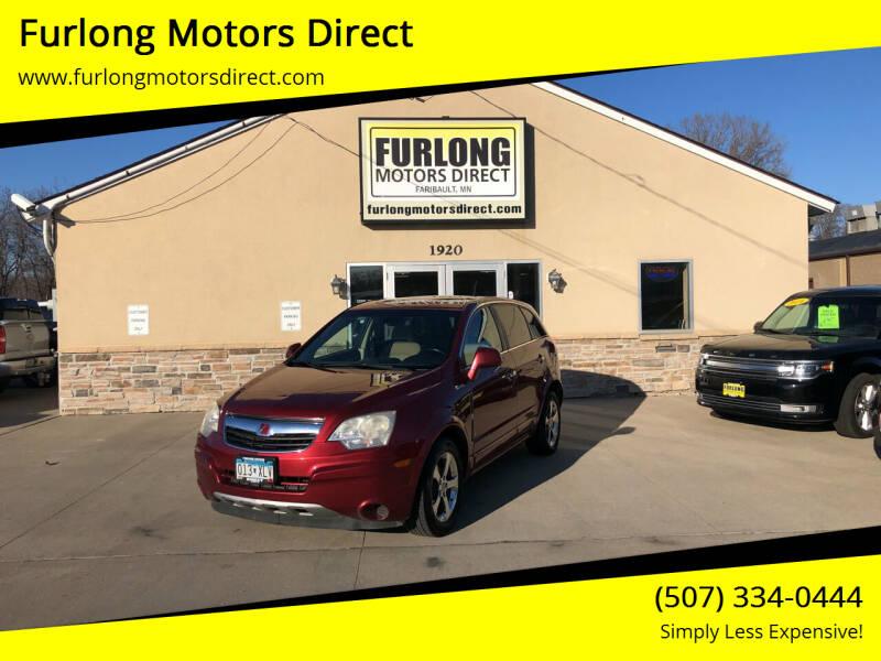 2009 Saturn Vue for sale at Furlong Motors Direct in Faribault MN