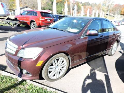 2009 Mercedes-Benz C-Class for sale at C & C Motor Co. in Knoxville TN
