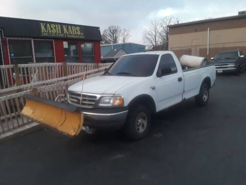 2003 Ford F-150 for sale at Kash Kars in Fort Wayne IN