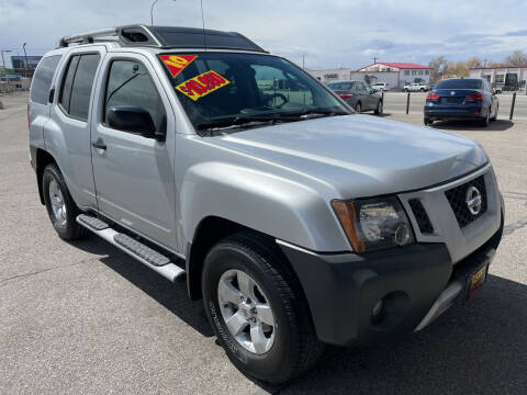 2010 Nissan Xterra for sale at Top Line Auto Sales in Idaho Falls ID