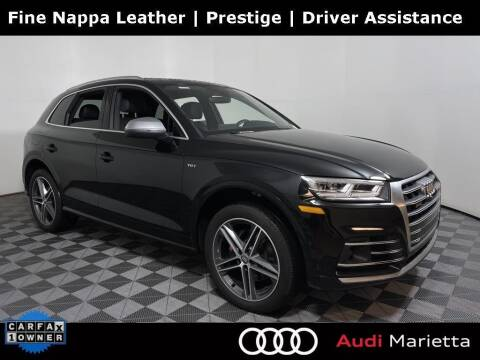 2018 Audi SQ5 for sale at CU Carfinders in Norcross GA