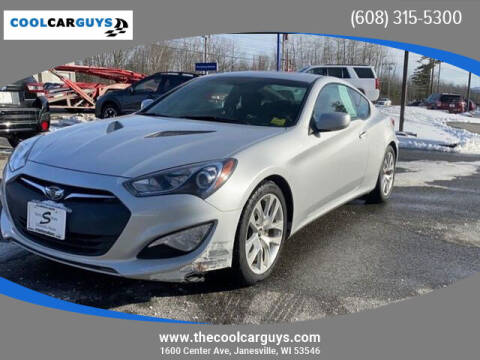 2014 Hyundai Genesis Coupe for sale at Cool Car Guys in Janesville WI