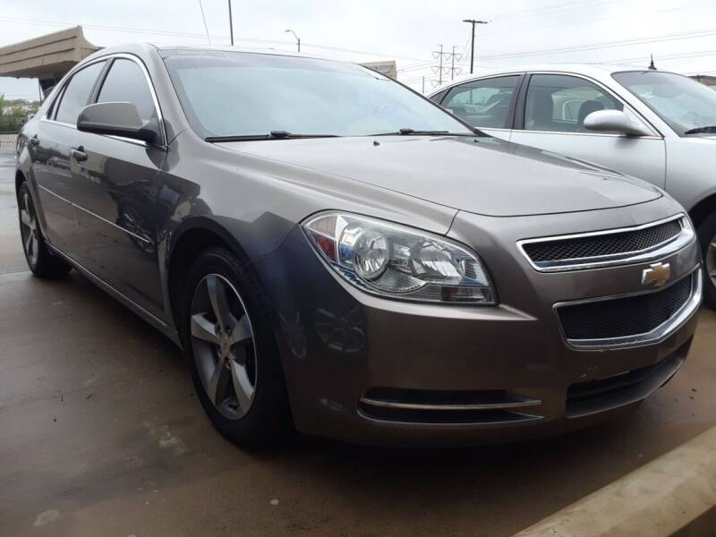 2011 Chevrolet Malibu for sale at Auto Haus Imports in Grand Prairie TX
