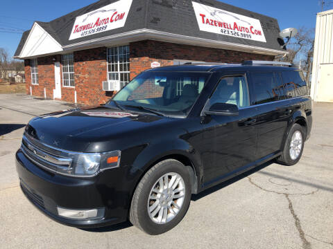 2014 Ford Flex for sale at HarrogateAuto.com - tazewell auto.com in Tazewell TN