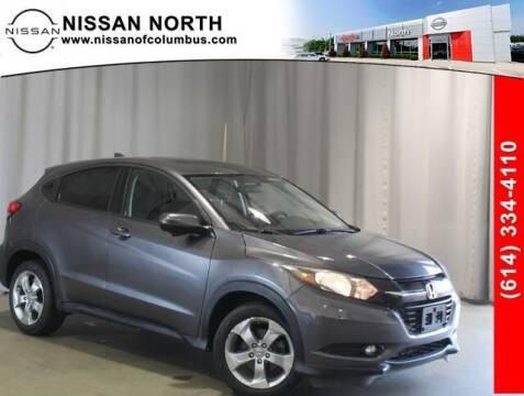 2016 Honda HR-V for sale at Auto Center of Columbus in Columbus OH